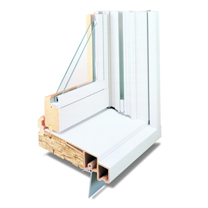 Windows evco construction of maine inc for Wood double hung andersen 400 series